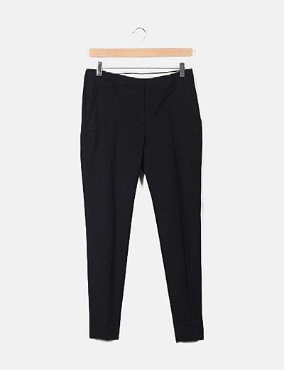 Pantalón sastre negro