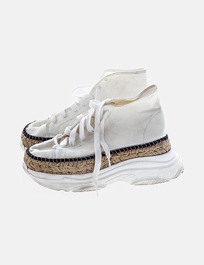 Sapatos com plataforma Au revoir cinderella