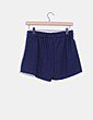 Short azul marino Easy Wear