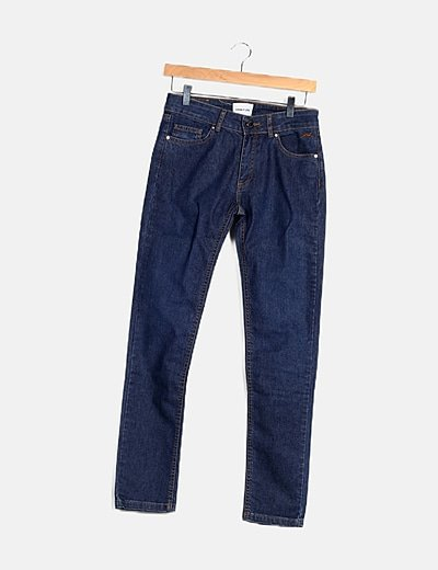 Jeans denim ajustados