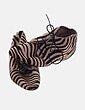 Zapato pelo print animal Bimba&Lola