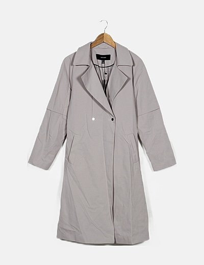 Trench gris