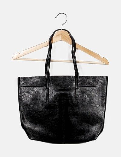 Maxi bolso negro
