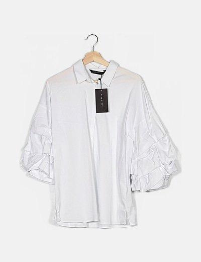 Camisa blanca básica