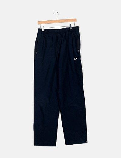 Pantalón deportivo azul marino