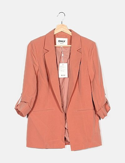 Blazer color rosa