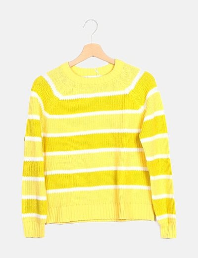 Jersey amarillo punto