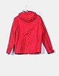 Gabardina roja con capucha  Springfield