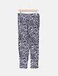 Pantalón baggy animal print Easy Wear