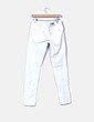 Jeans denim blanco Inside