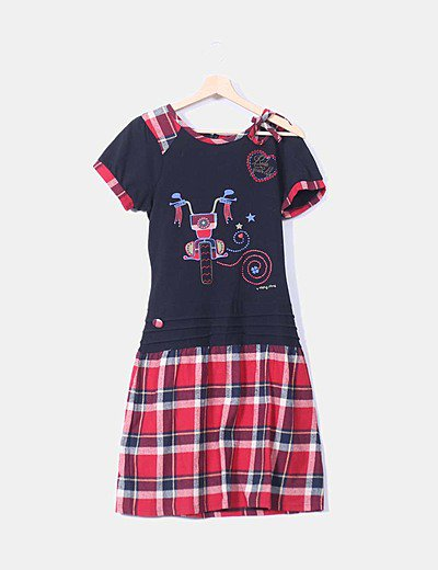 Vestido mini Missing Johnny