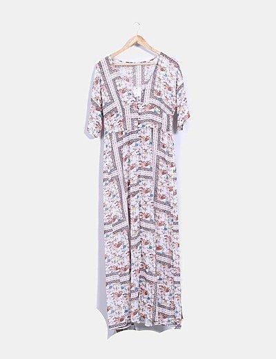 Stradivarius tunic dress