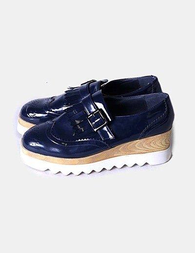 Sapatos com plataforma Cocoperla