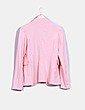 Blazer rosa militar Made in Italy