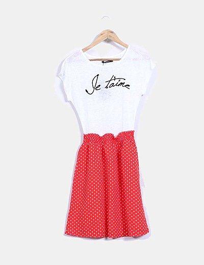 Vestido mini Ada Gatti