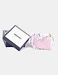 Bolso mini rosa con cadena dorada Dsquared2