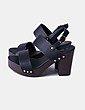 Shana heeled sandals