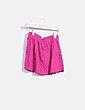 Falda midi rosa Denim Co.