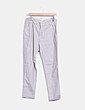 Pantalón beige ancho Pull&Bear