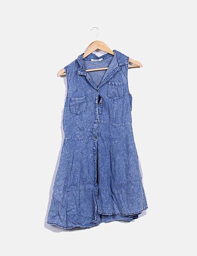 Vestido midi Samar Moda