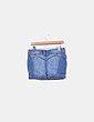 Mini falda denim azul Denim Co.
