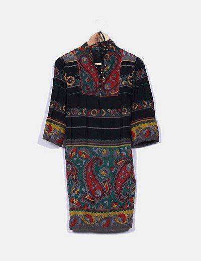 Robe courte Pedro del Hierro