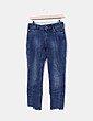 Jeans denim desflecado DDP