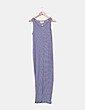 Vestido rayas azules DESIRES