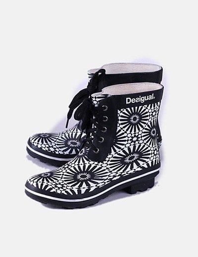 Stivali per pioggia Desigual