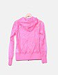 Chubasquero rosa Nike