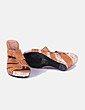 Sapatos de cunha Venca