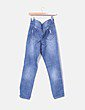 Jeans mom fit ripped Denim Co.