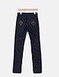 Jeans denim negros Purificación García
