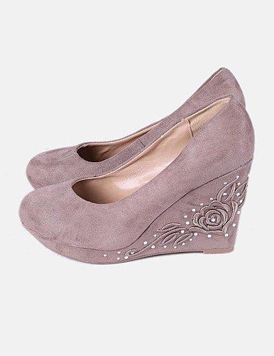 Sapatos de cunha Unicool