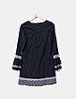 Vestido mini IAmore na