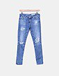 Pantalón denim ripped Ag Jeans
