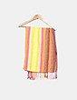 Pañuelo de rayas multicolor NoName
