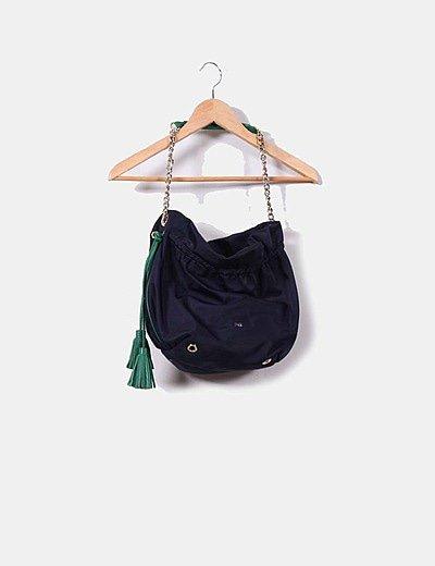 Purificación García shoulder bag