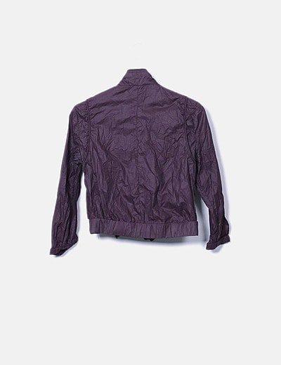 chaquetas impermeables stradivarius