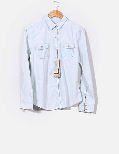Denim Co. shirt