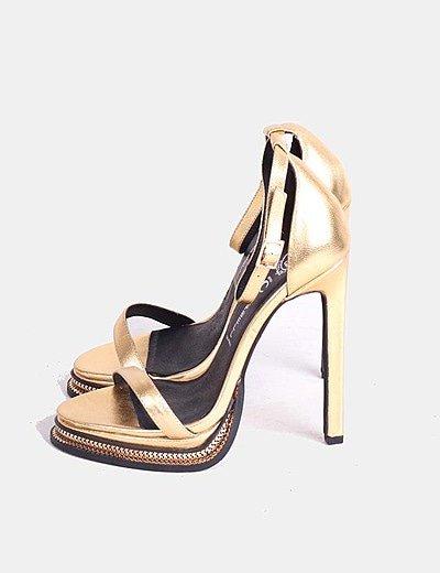 Sandálias de tacão Jeffrey Campbell