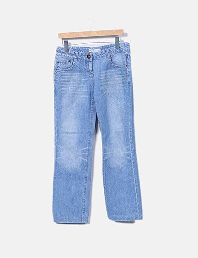 Jeans denim claro