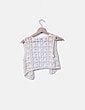 Chaleco crochet beige Sfera