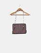 Bolso sobre color taupé  Zara