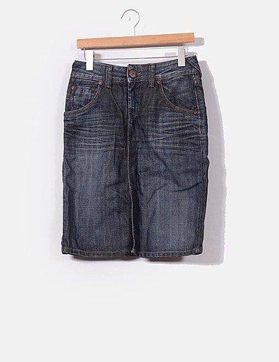 Gonna midi Pepe Jeans