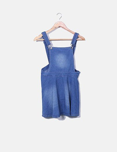 Peto denim azul