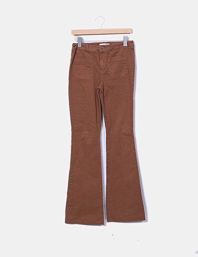 Springfield flared trousers
