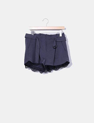 Shorts Softgrey