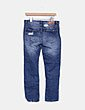 Jeans denim ripped Pull&Bear