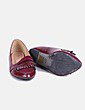 Sapatos rasos Top Girl